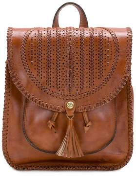 Patricia Nash Braided Perf Collection Jovanna Backpack