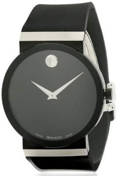 Movado Sapphire Mens Watch 0606780