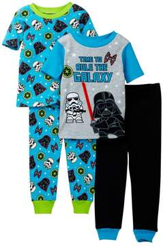 Star Wars AME Darth Vader Rule the Galaxy Cotton PJs - Set of 2 (Toddler Boys)