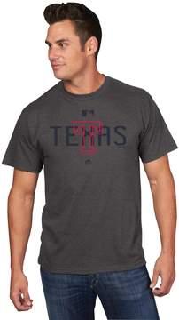 Majestic Men's Texas Rangers Clubhouse Tee