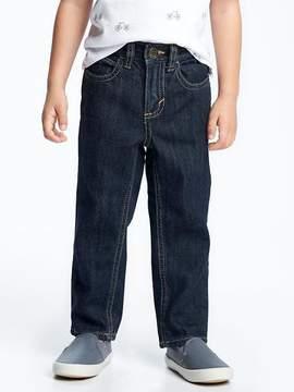 Old Navy Dark-Wash Skinny Jeans for Toddler Boys