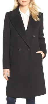 Donna Karan Women's Dkny Lavish Wool Blend Coat