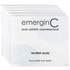 EmerginC Revital-Eyes - 5x2 Eye Masks