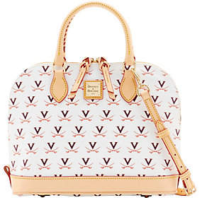 Dooney & Bourke NCAA University of VirginiaZip Zip Satchel - ONE COLOR - STYLE