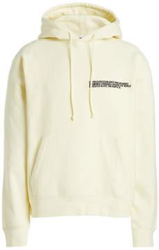 Calvin Klein Printed Cotton Sweatshirt