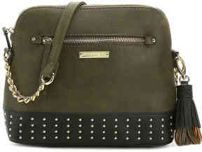 Women's Bridge Crossbody Bag -Black