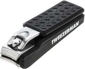 Tweezerman G.E.A.R. Precision Grip Fingernail Clipper