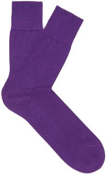 Falke Tiago City cotton-blend socks
