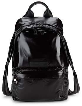 McQ Women's Textured Logo Backpack