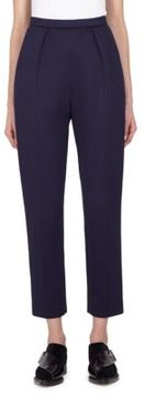 DELPOZO Pleated Slim Pants