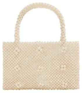 MANGO Pearls bag