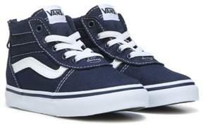 Vans Kids' Ward High Top Sneaker Toddler