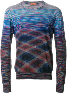Missoni gradient jumper