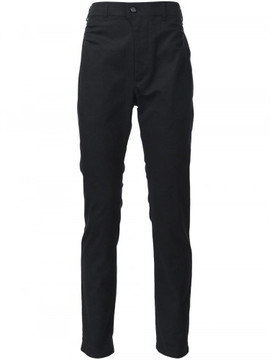 Julien David woven tapered trousers
