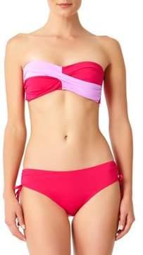 Anne Cole Twist Bandeau Bikini Top