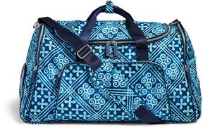 Vera Bradley Lighten Up Ultimate Gym Bag - RUMBA - STYLE