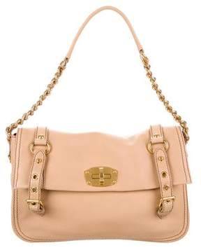 Miu Miu Cervo Leather Bag