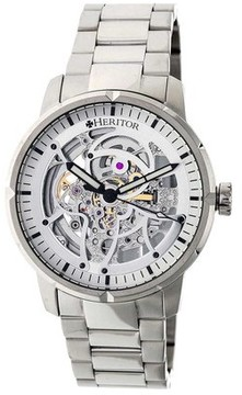 Heritor Men's Automatic HR4607 Ryder Watch