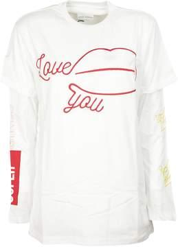 Chiara Ferragni Love You T-shirt