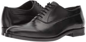 Canali Plain Toe Oxford Men's Plain Toe Shoes