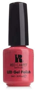 Red Carpet Manicure LED Gel Polish - Oh So 90210