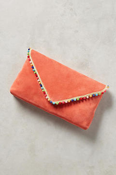 Anthropologie Coco Clutch