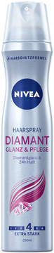Nivea Diamond Gloss Hair Spray by 250ml Hair Spray)