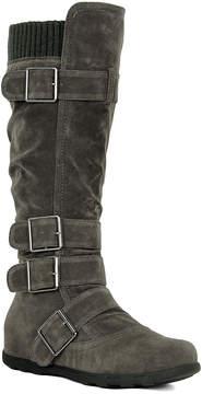 Refresh Gray Tall Elma Boot