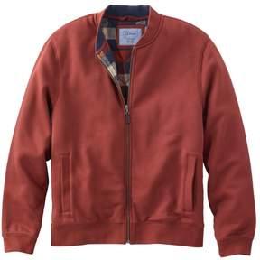 L.L. Bean L.L.Bean Flannel-Lined Sweatshirt
