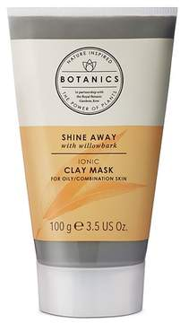 Botanics Shine Away Iconic Clay Mask - Willowbark - 3.5oz