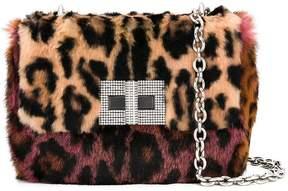 Tom Ford leopard shoulder bag