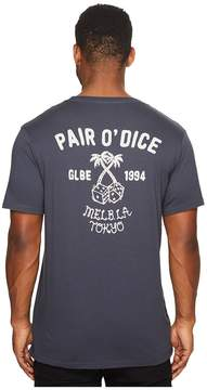 Globe Pair O'Dice Tee Men's T Shirt