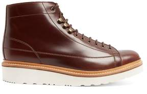 Grenson Andy leather ankle boots