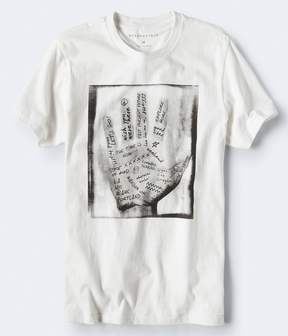 Aeropostale Palm Of Your Hand Graphic Tee