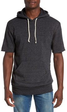 Alternative Men's Short Sleeve Hoodie
