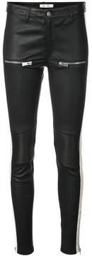 Anine Bing rider skinny trousers