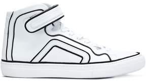 Pierre Hardy 'Match' sneakers