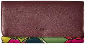 Vera Bradley RFID Audrey Wallet Wallet Handbags - AUTUMN LEAVES - STYLE