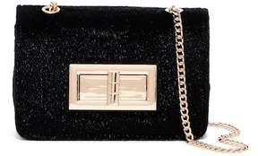 Urban Expressions Jubilee Vegan Faux Calf Hair Clutch