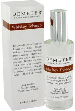 Demeter Whiskey Tobacco Cologne Spray for Women (4 oz/118 ml)