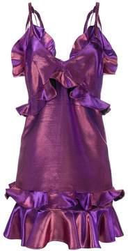 Kenzo short ruffled dress