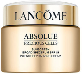 Lancôme Absolue Precious Cells Sunscreen Broad Spectrum SPF 15 Intense Revitalizing Cream, 1.7 oz./ 50 mL