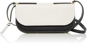 Loewe Gate Two-Tone Leather Wallet