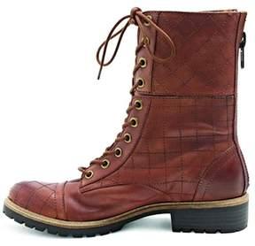 Kensie Quilted Combat Boots
