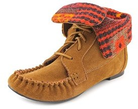 American Rag Womens Ankorl Leather Closed Toe Ankle Fashion Boots.