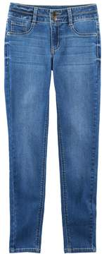 Mudd Girls 7-16 & Plus Size Faded Denim Jeggings