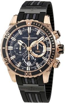 Ulysse Nardin Diver Automatic Men's Chronograph Watch
