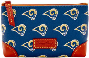NFL Rams Cosmetic Case