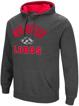 Colosseum Men's Campus Heritage New Mexico Lobos Pullover Hoodie