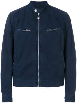 Belstaff fitted lightweight jacket